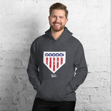Load image into Gallery viewer, Home of the Brave Hoodie - Men's