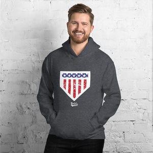 Home of the Brave Hoodie - Men's