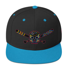 Load image into Gallery viewer, Dia del Mago Snapback Hat