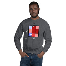 Load image into Gallery viewer, Pitch Pattern Sweatshirt - Model Men's