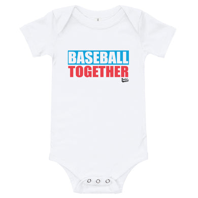 Miami Onesie Baseball Together - Home