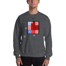 Load image into Gallery viewer, Pitch Pattern Sweatshirt - Man