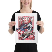 Load image into Gallery viewer, Freedom Swing Canvas - 12 x 16