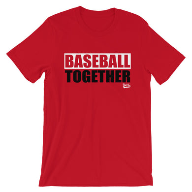 Cincinnati Baseball Together - Red Alternate