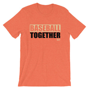 San Francisco Baseball Together - Orange Alternate