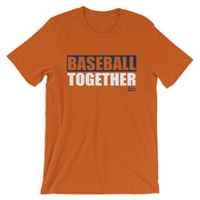 Load image into Gallery viewer, Detroit Baseball Together - Orange Alternate