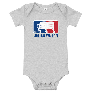 Arlington - United We Fan - Onesie