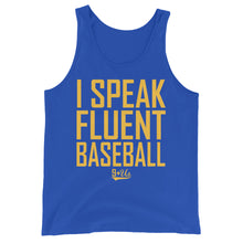 Load image into Gallery viewer, Fluent Baseball Tank - True Royal