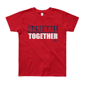 Cleveland Youth Baseball Together - Red Alternate