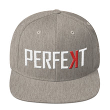 Load image into Gallery viewer, PERFEKT Snapback - Heather