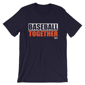 Detroit Baseball Together - Navy Alternate