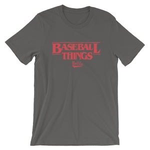 Baseball Things - Asphalt