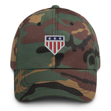 Home of the Brave Dad Hat
