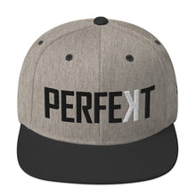 Load image into Gallery viewer, PERFEKT Snapback Hat