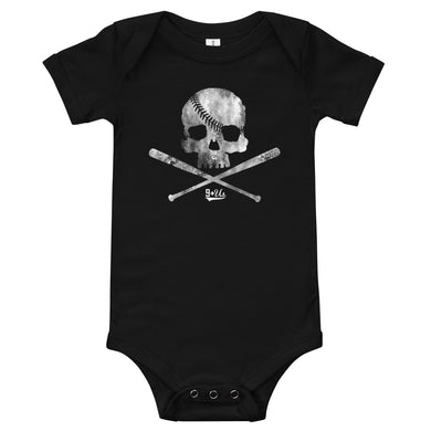 Pirate Baseball Onesie