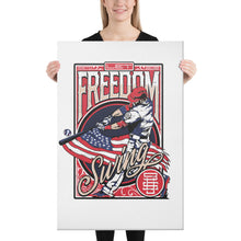 Load image into Gallery viewer, Freedom Swing Canvas - 18 x 24