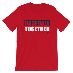 Cleveland Baseball Together - Red Alternate