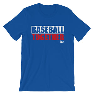 Baseball Together Arlington - Alternate Blue
