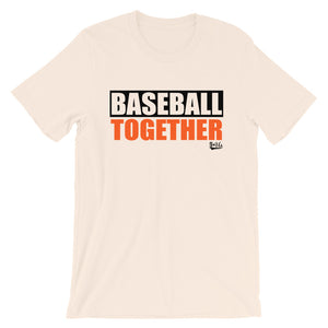 San Francisco Baseball Together - Soft Cream Alternate