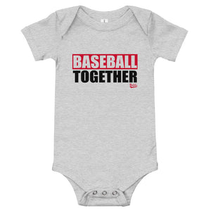 Cincinnati Onesie Baseball Together - Away