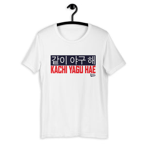 Seoul, Korea Baseball Together - Kachi Yagu Hae