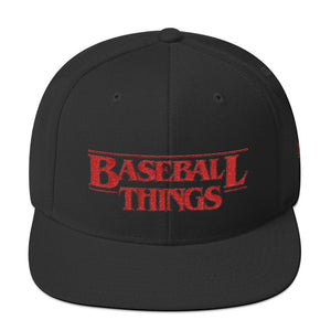 Baseball Things - Snapback