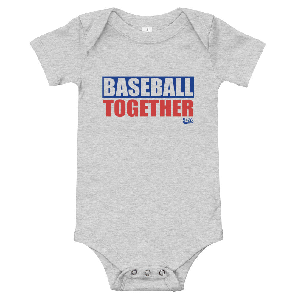 Chicago North Onesie Baseball Together - Away