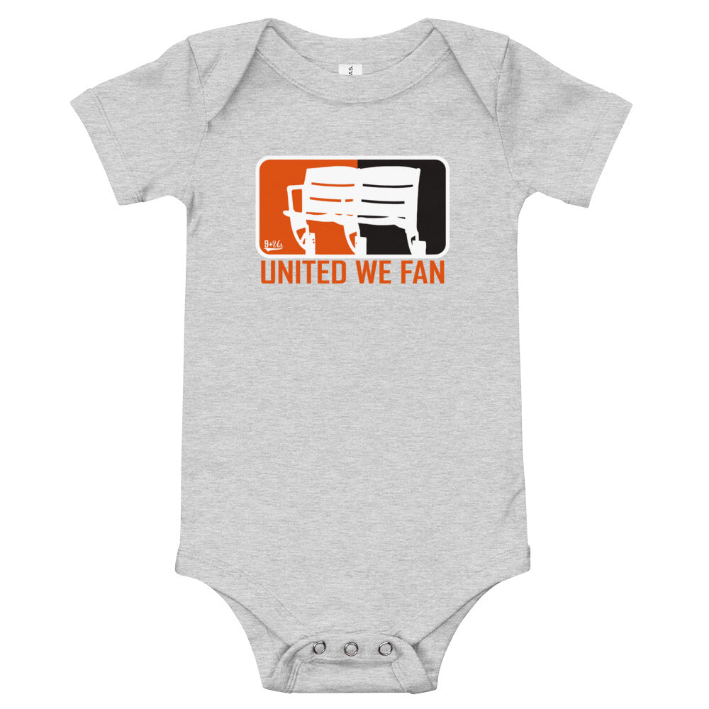Baltimore - United We Fan - Onesie