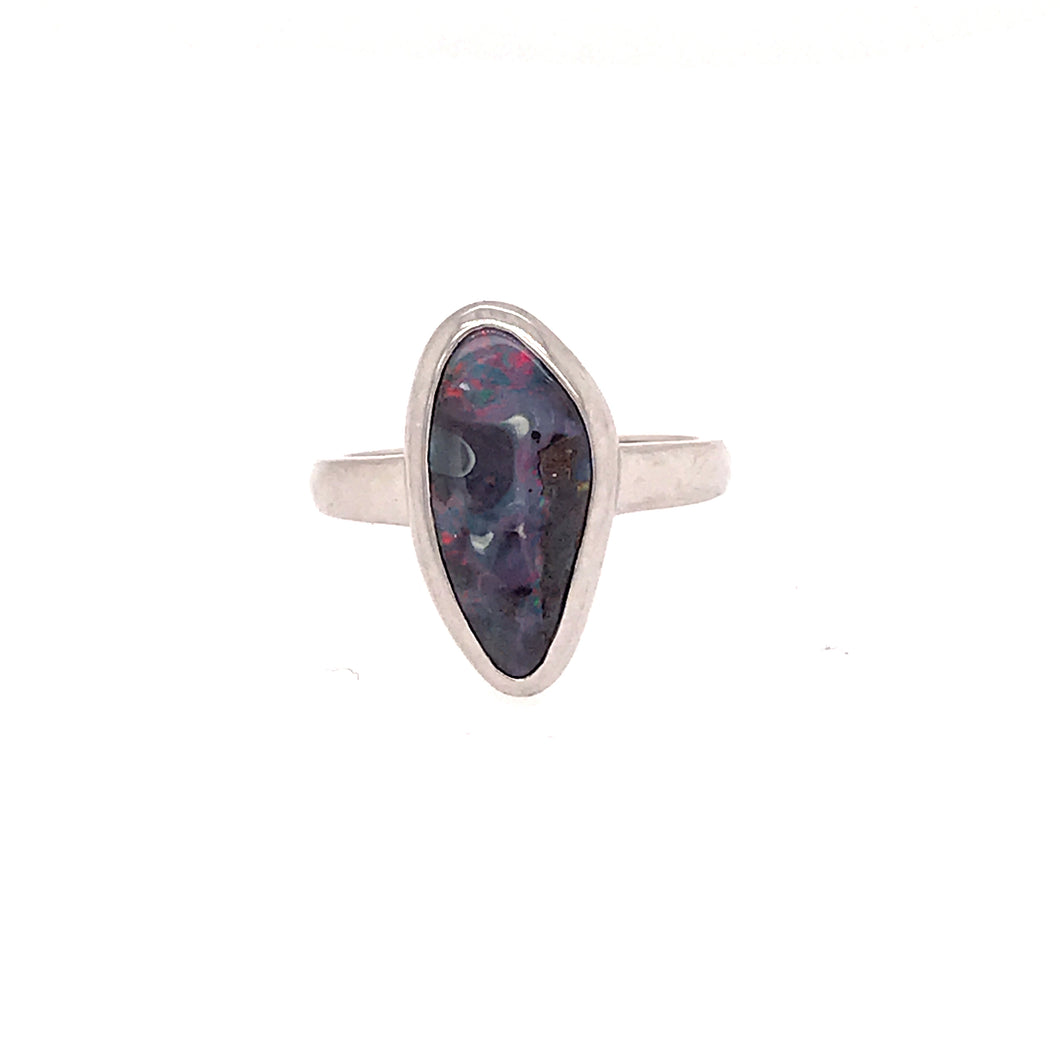 Purple Love ring