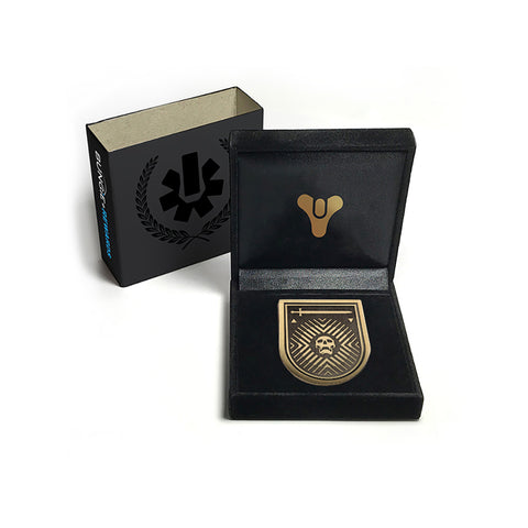 PREORDER: Bungie Rewards - Enlightened Seal Collectible Medallion Pin