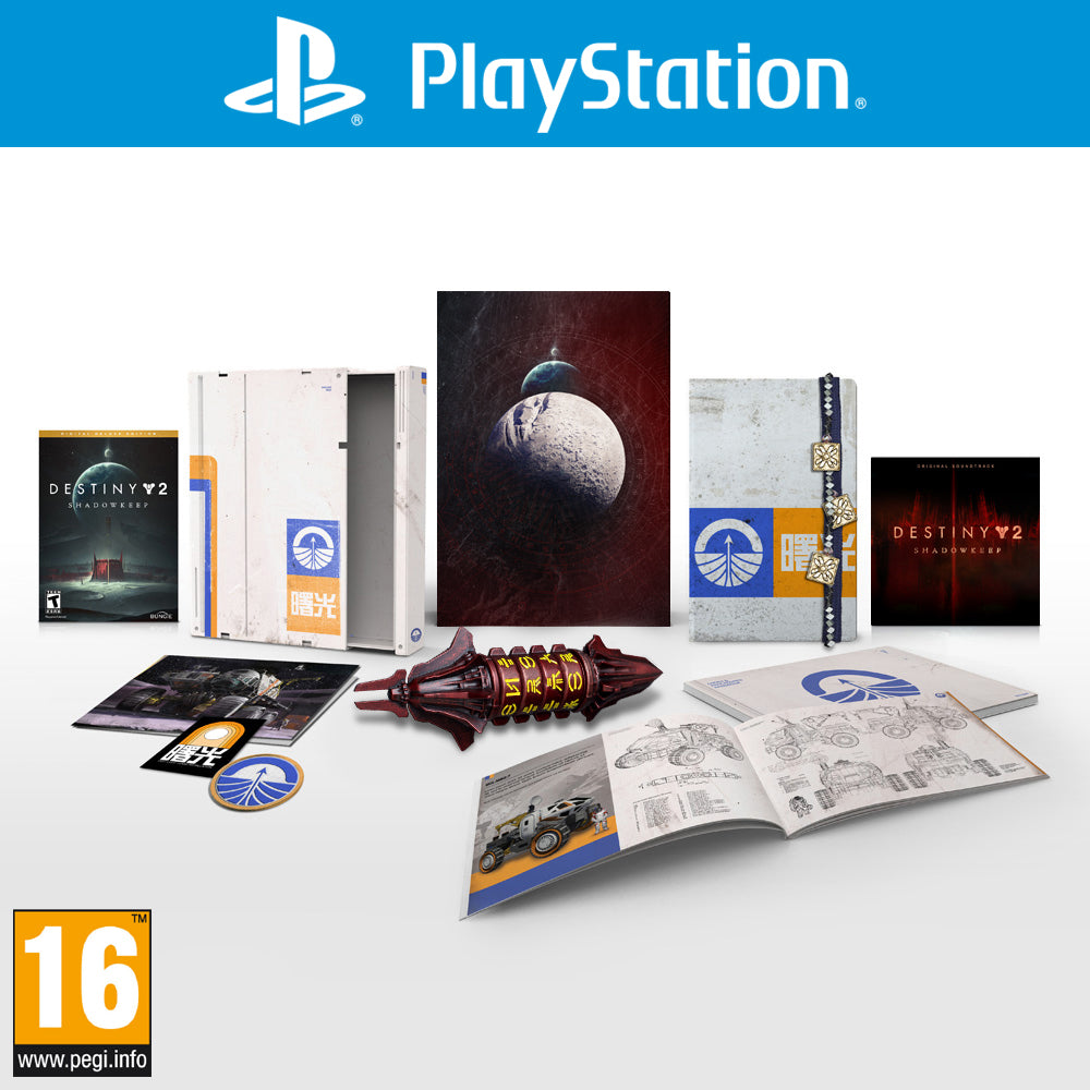 PREORDER: Destiny 2: Shadowkeep Collector's Edition - PS4