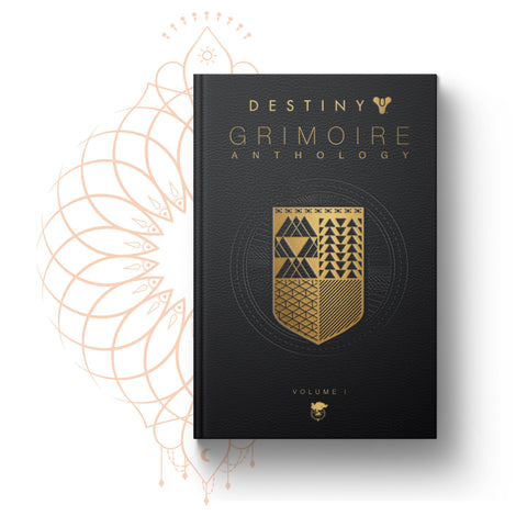 Destiny Grimoire Anthology Volume I, eBook feat. Exclusive Lore Entry