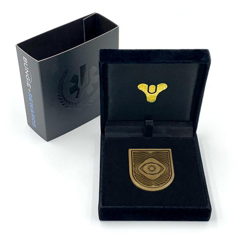 PREORDER: Bungie Rewards Flawless Seal Collectible Medallion Pin
