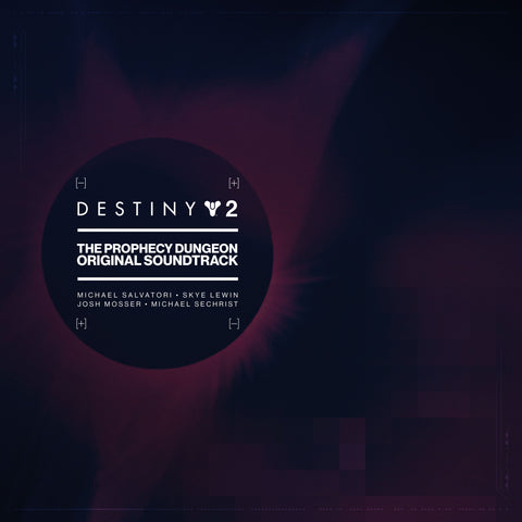 Destiny 2: The Prophecy Dungeon Original Soundtrack