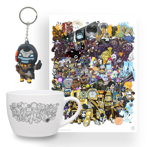 Destiny Birthday Bundle