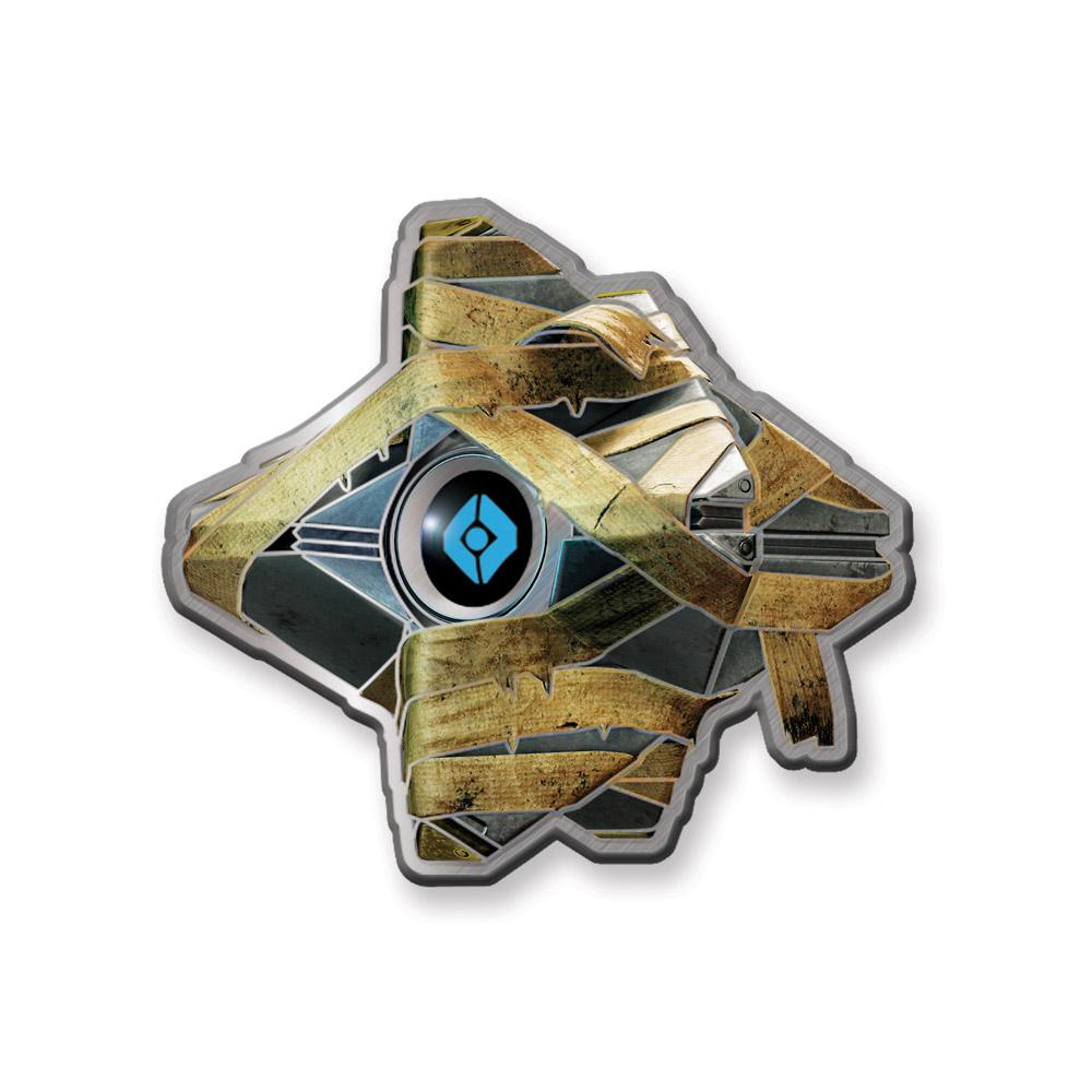 PREORDER: Bungie Rewards Restless Ghost Shell Pin