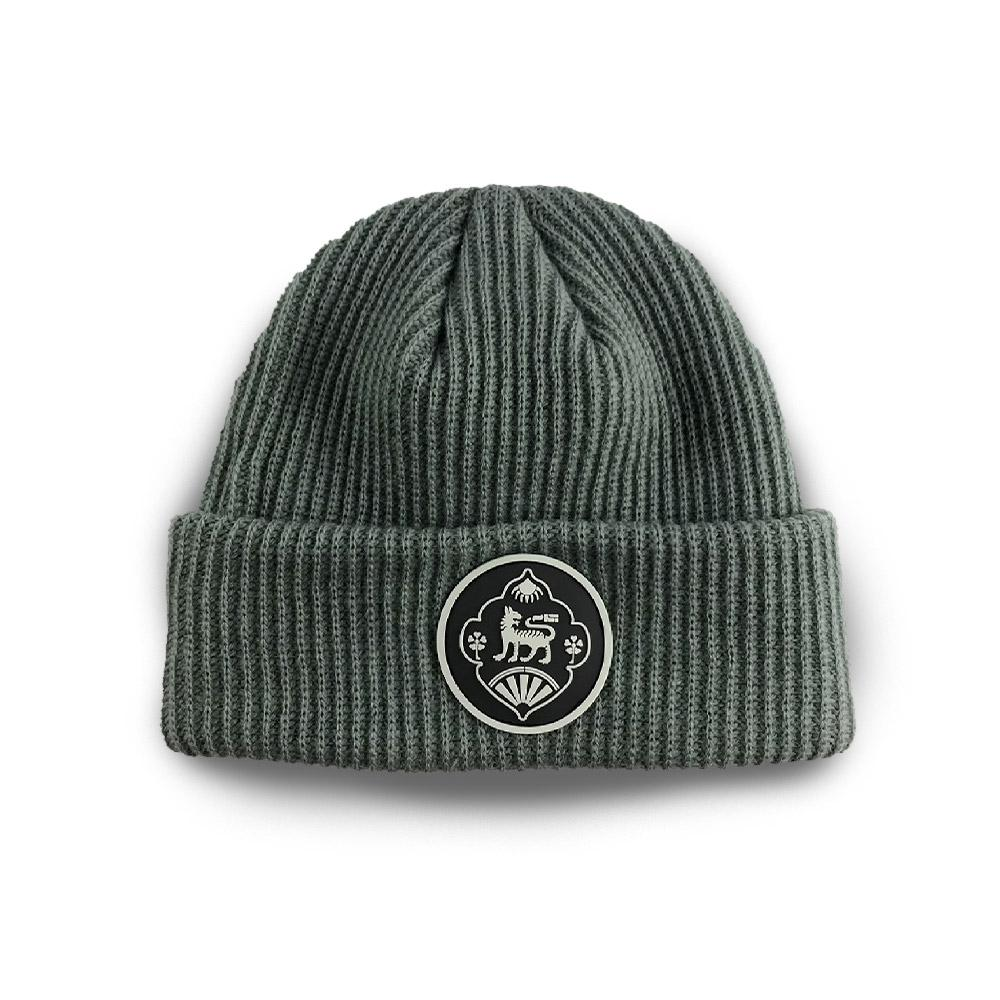 PREORDER: Badge of the Frozen Frontier Beanie