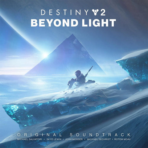 Destiny 2: Beyond Light Original Soundtrack Bungie Store Digital Edition