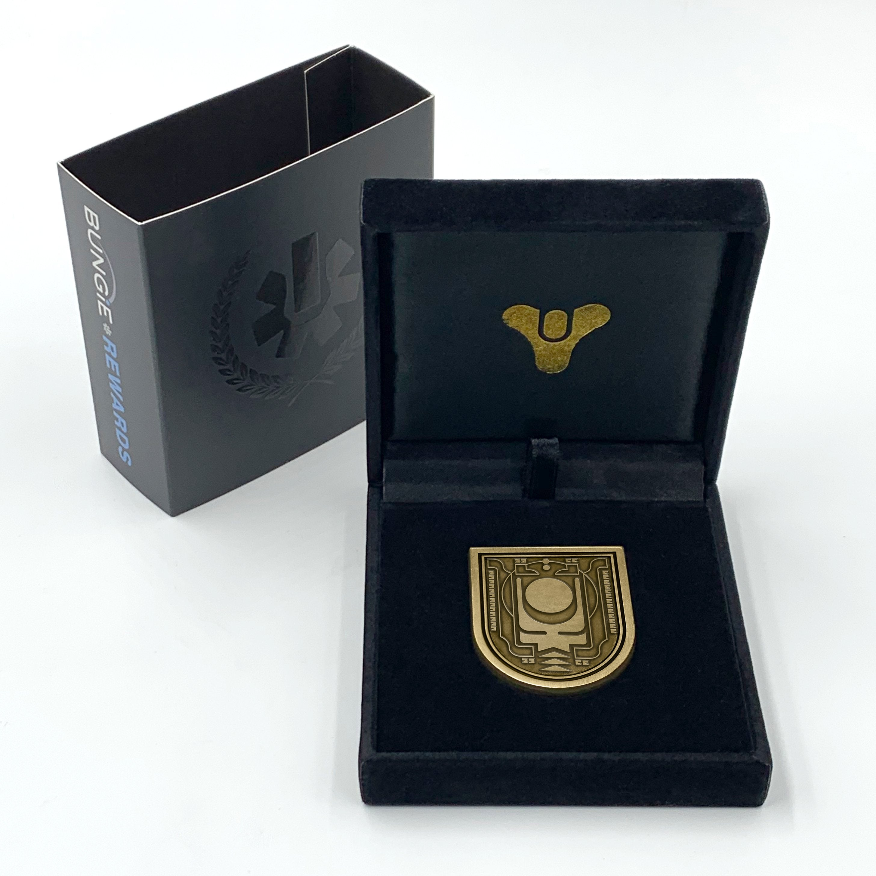 PREORDER: Bungie Rewards - Chosen Seal Collectible Medallion Pin