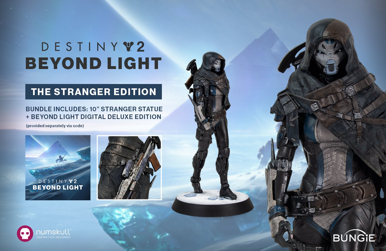 Destiny 2 Beyond Light: The Stranger Edition