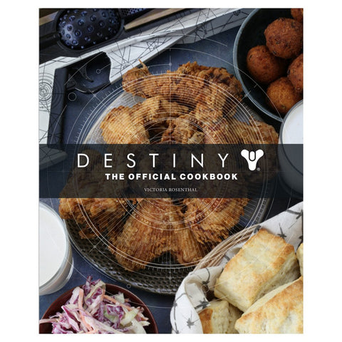 PREORDER: Destiny: The Official Cookbook