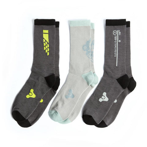 COMING SOON: EUROPA SOCKS 3-PACK BY ARK/8
