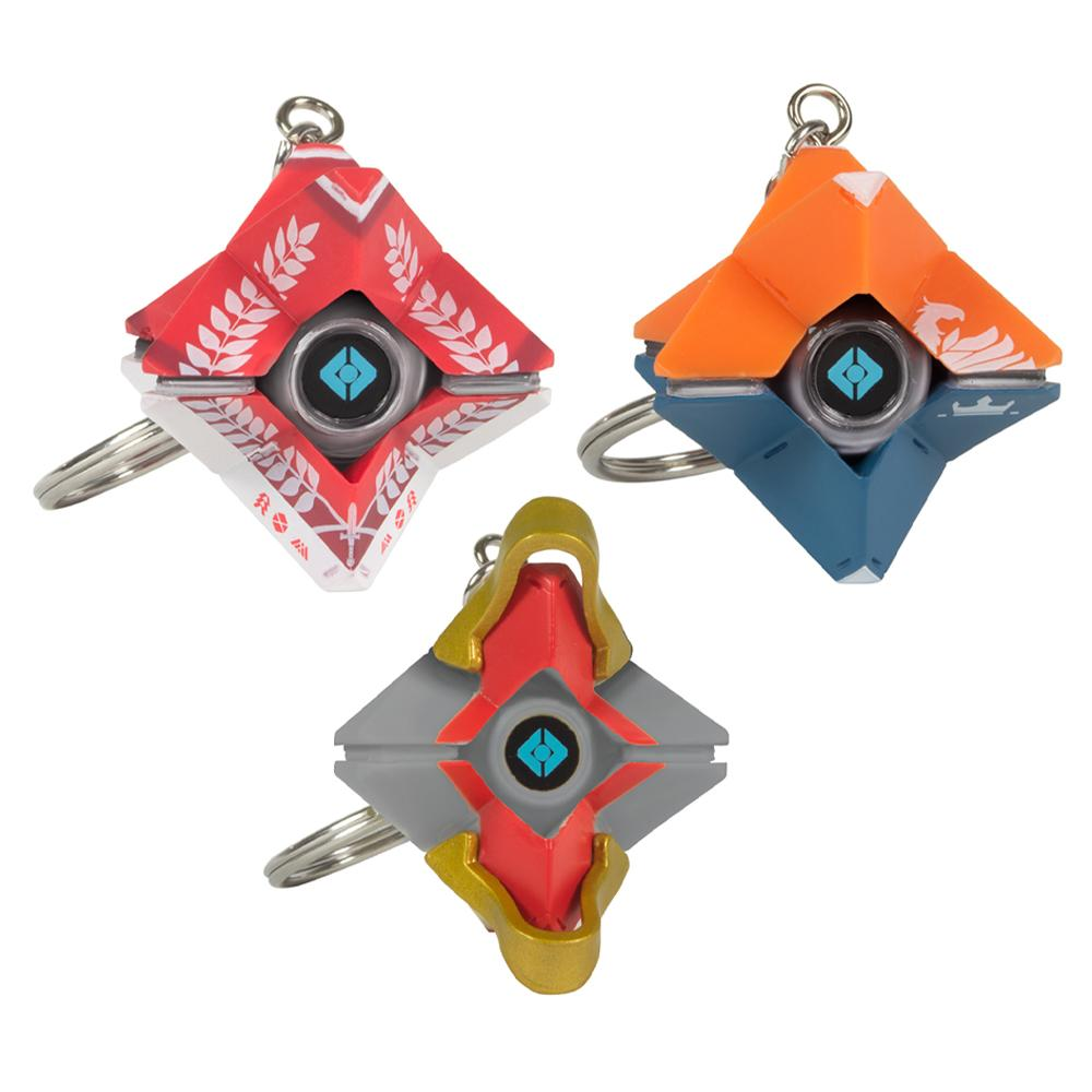 Ghost Keychain Bundle - Officially Licensed