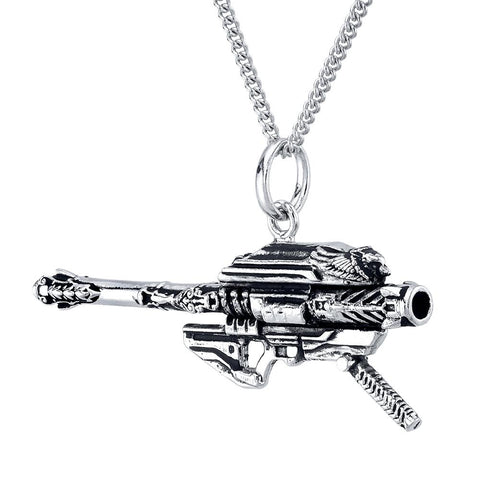 Gjallarhorn Necklace by RockLove