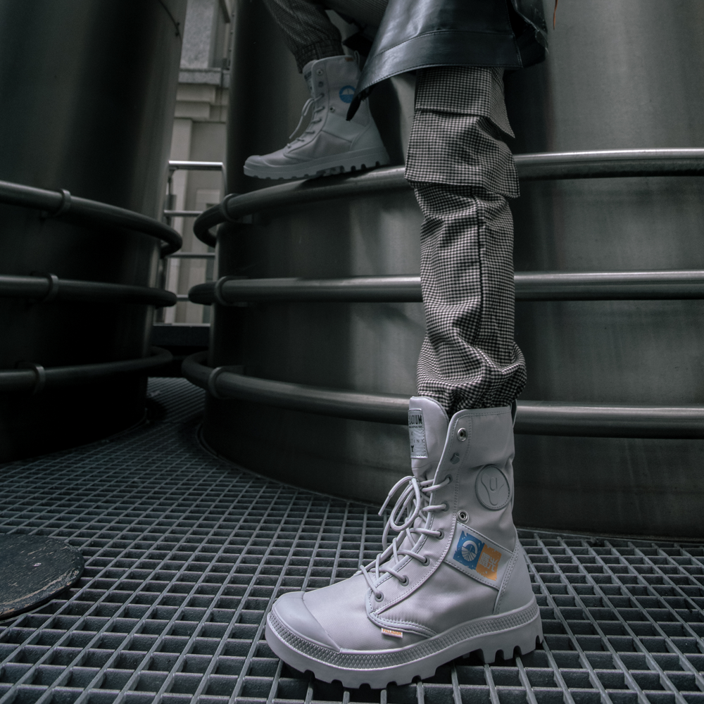 look for official store half price PREORDER: Destiny x Palladium Pampa Baggy Moon Boots ...