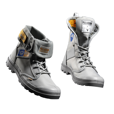 Destiny x Palladium Pampa Baggy Moon Boots