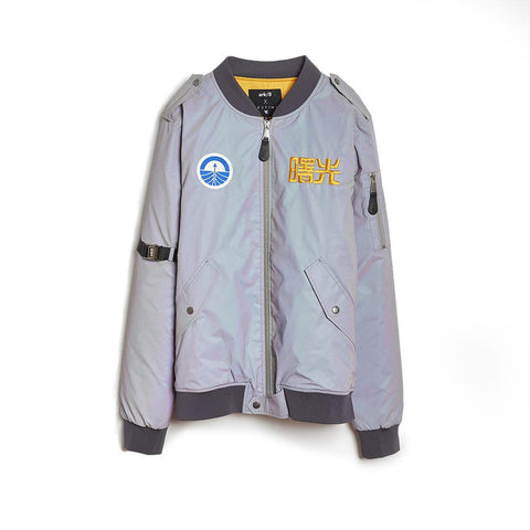 Luna Flight Jacket by Ark/8