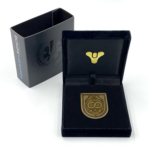 PREORDER: Bungie Rewards - Descendant Seal Collectible Medallion Pin
