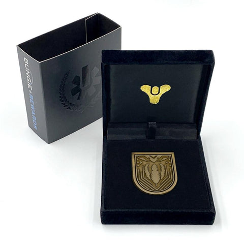 PREORDER: Bungie Rewards - Warden Seal Collectible Medallion Pin