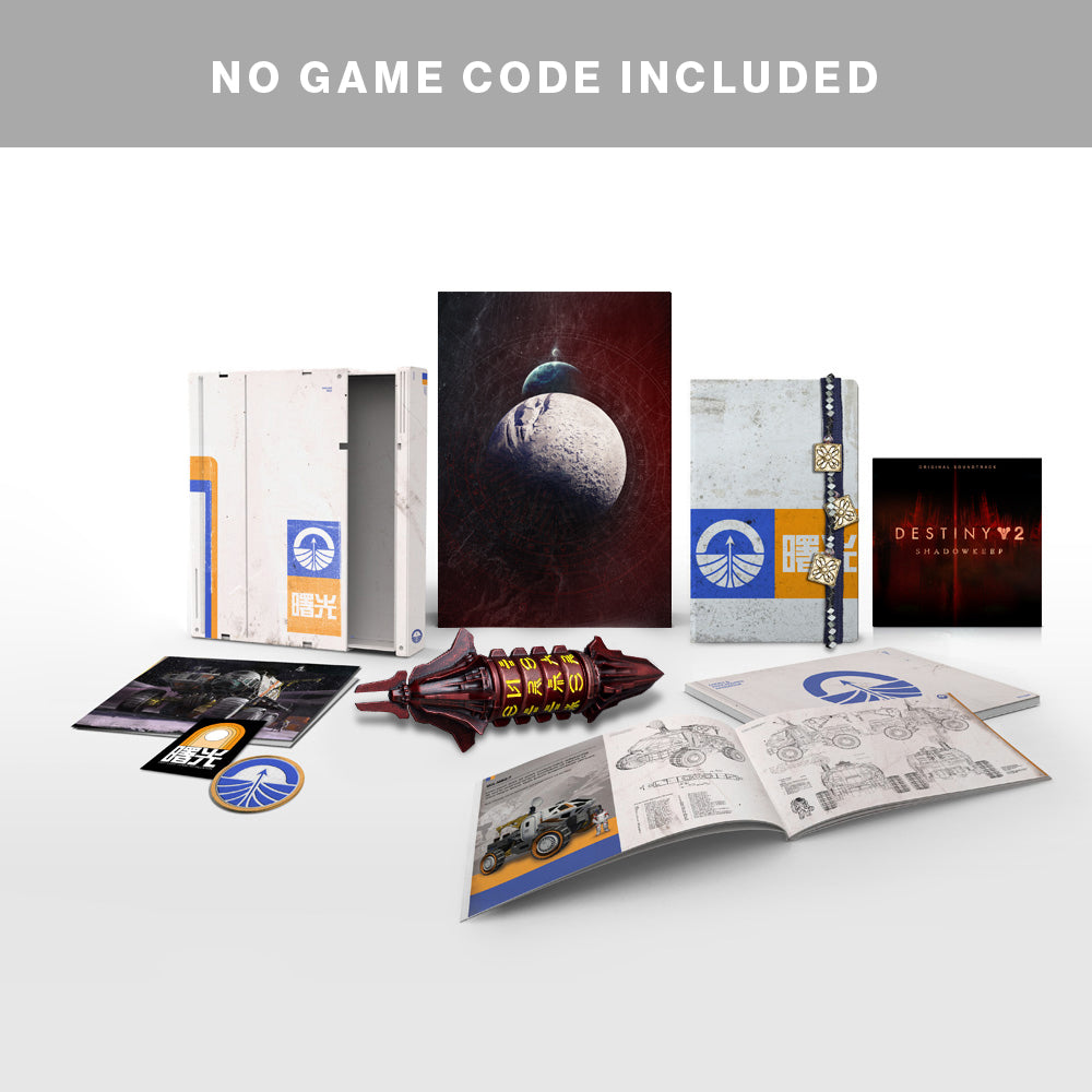 PREORDER: Destiny 2: Shadowkeep Collector's Edition - No Game Code Version